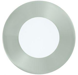 Zápustné LED svítidlo FUEVA1 94518 teplá bílá pr.85mm