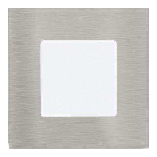 Zápustné LED svítidlo FUEVA1 94519 teplá bílá 85x85mm