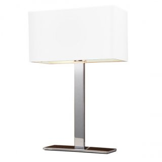 Stolní lampička Azzardo Martens Table MT2251-S (white/chrome)