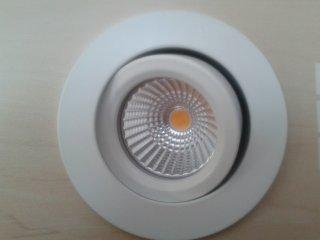 Vestavné LED svítidlo BPM Savas 100W bílé
