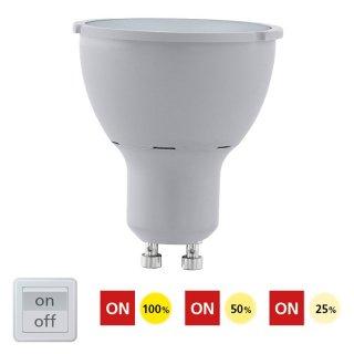 Stmívatelná LED žárovka 11542 GU10 5W 4000K