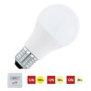 Stmívatelná LED žárovka E27 10W 11562 denní bílá