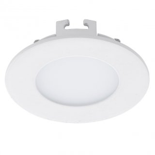 Zápustné LED svítidlo FUEVA1 94041 teplá bílá pr.85mm