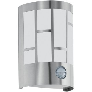 Nástěnné venkovní svítidlo se senzorem CERNO 94798