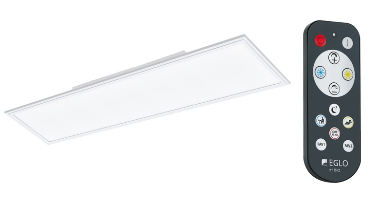 Stropní LED panel SALOBRENA-A 98205 Eglo