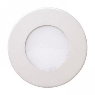 Zápustné LED svítidlo HL687L pr.120mm