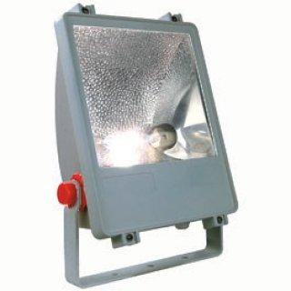 Reflektorové svítidlo SXL venkovní metalhalogenid stříbrnošedá 2