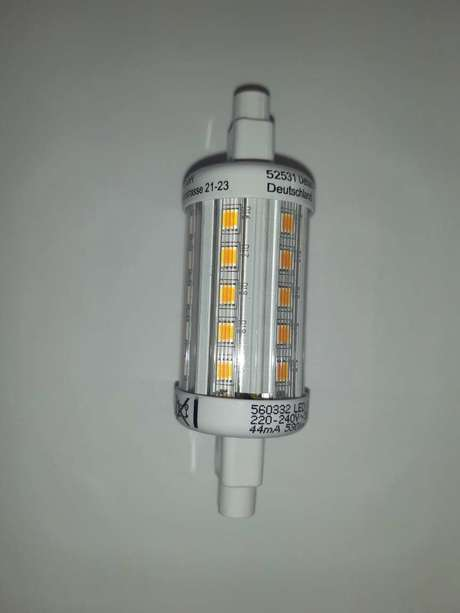 LED žárovka R7s-78mm 560332 5,5W 2700K