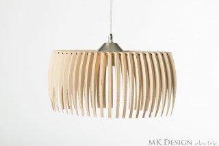 Závěsné světlo Areva Nature LI-110000 ze dřeva