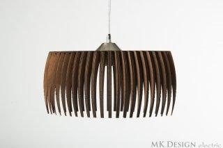 Závěsné světlo Areva Brown LI-112254 ze dřeva