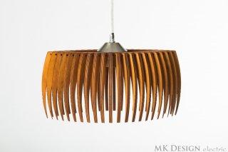 Závěsné světlo Areva Reddish brown LI-112294 ze dřeva
