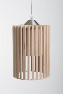 Závěsné světlo Rolio Nature LI-020000 ze dřeva