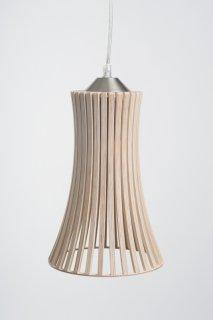 Závěsné světlo Kavia Nature LI-030000 ze dřeva