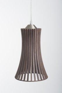 Závěsné svělo Kavia Light brown LI-032254 ze dřeva