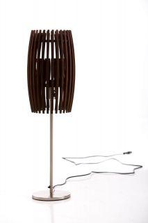 Stolní lampa Savoy Brown LT-132254