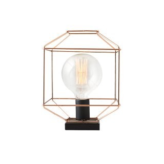 Stolní lampa Ozcan 6442-ML rose gold