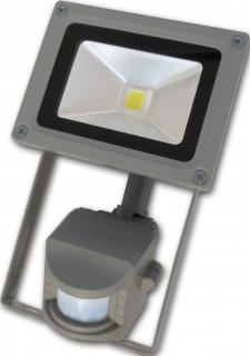 Venkovní reflektor se senzorem PL-LED-REF-SENZOR-10W