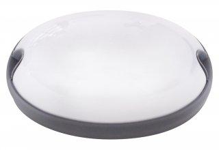 Svítidlo přisazené oválné žárovkové PL-EMA-GREY