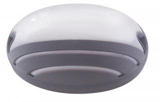 Svítidlo přisazené oválné žárovkové PL-EMA-M-GREY