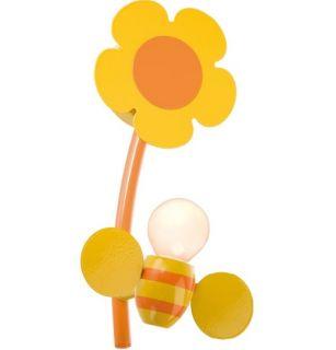 Dětské nástěnné svítidlo Bee 04-080