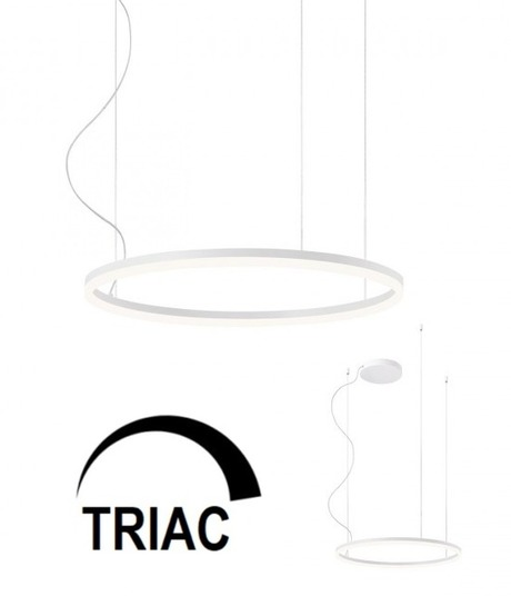 LED svítidlo Orbit 01-1710 Triac 3000K Ø 60cm Redo Group