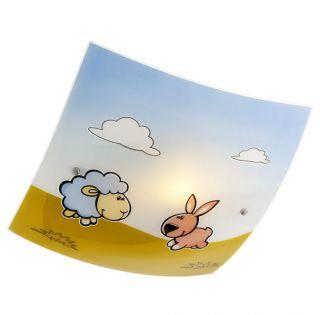 Dětské stropní svítidlo PLAY BUDDIES 04-360