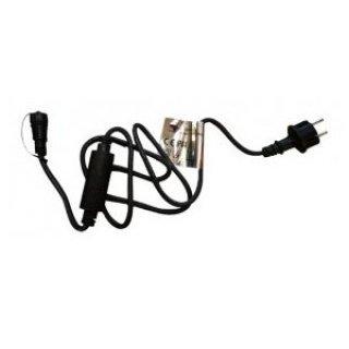 HIGH-PROFI napájecí kabel 230V+AC/DC