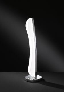 Stolní lampa COMTE 1x LED 13,5 W matný nikl
